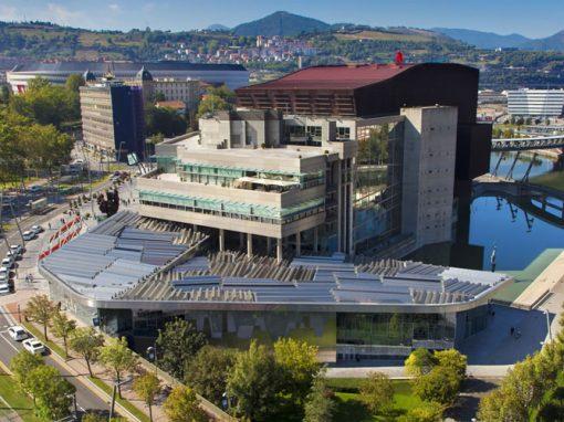 Palacio Euskalduna Bilbao