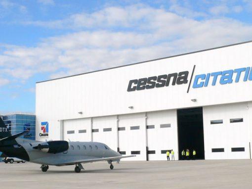 Hangar Cessna