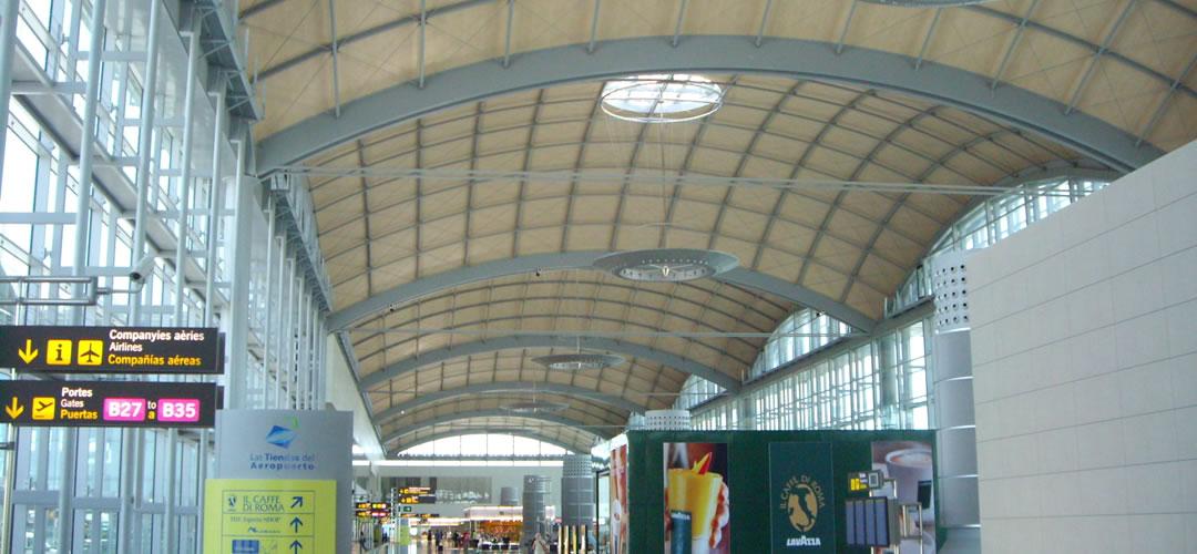 Nueva Terminal Aeropuerto Alicante