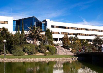Edificio «E» UEM
