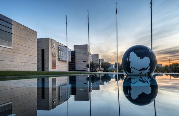 Centro tecnología Repsol Móstoles