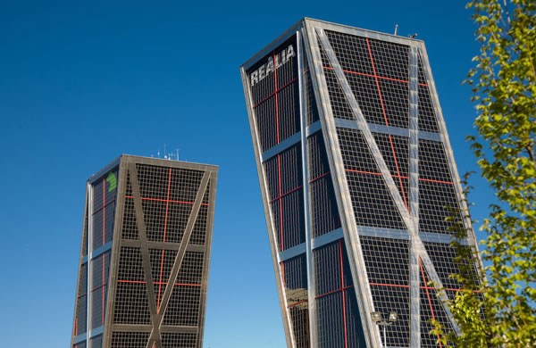 Torre Realia Madrid